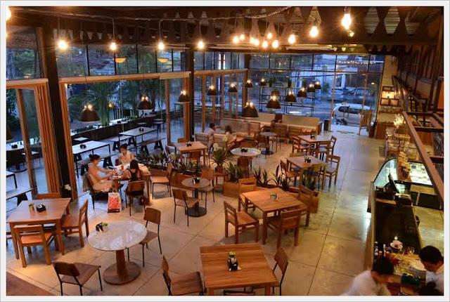 Livingstone Cafe & Baker seminyak bali