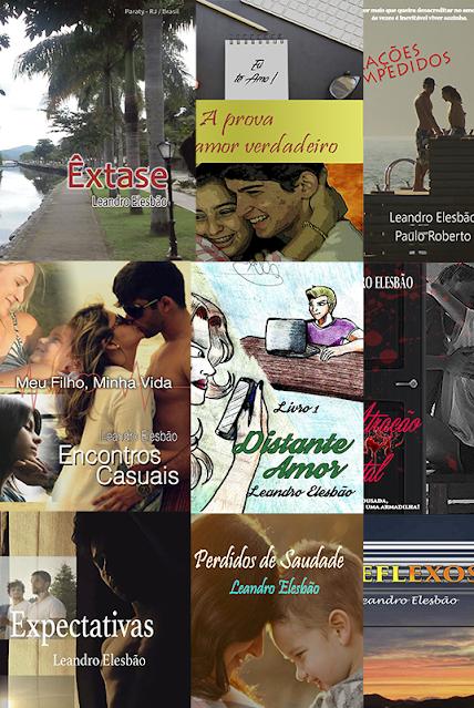 Livros de Leandro Elesbão