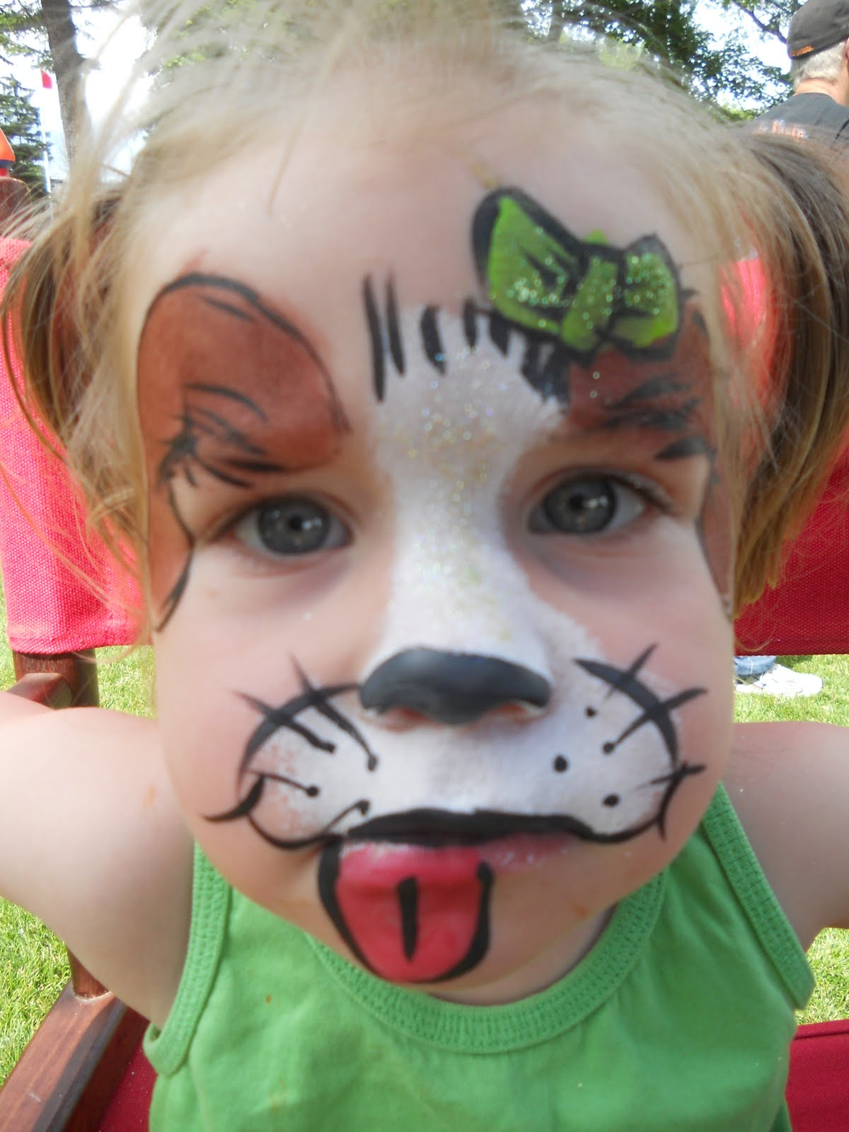 May 2011 Fairy Tale Face Painting