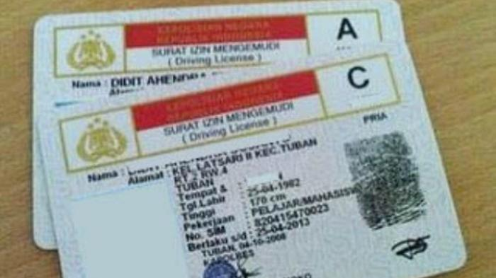 Ini Syarat-syarat Perpanjangan SIM Pada Layanan Keliling