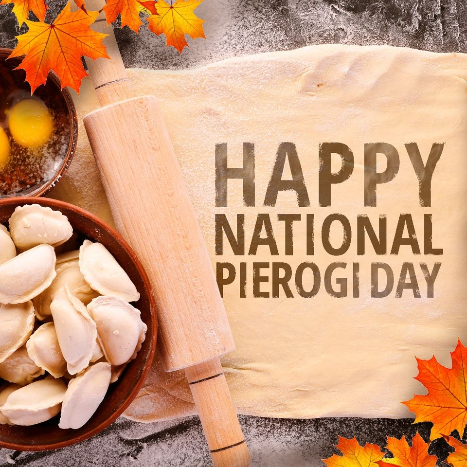 National Pierogi Day Wishes Images