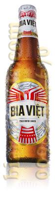 Bia Việt đóng chai