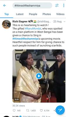 Story Of Ranu Mondol Social Media Sensation