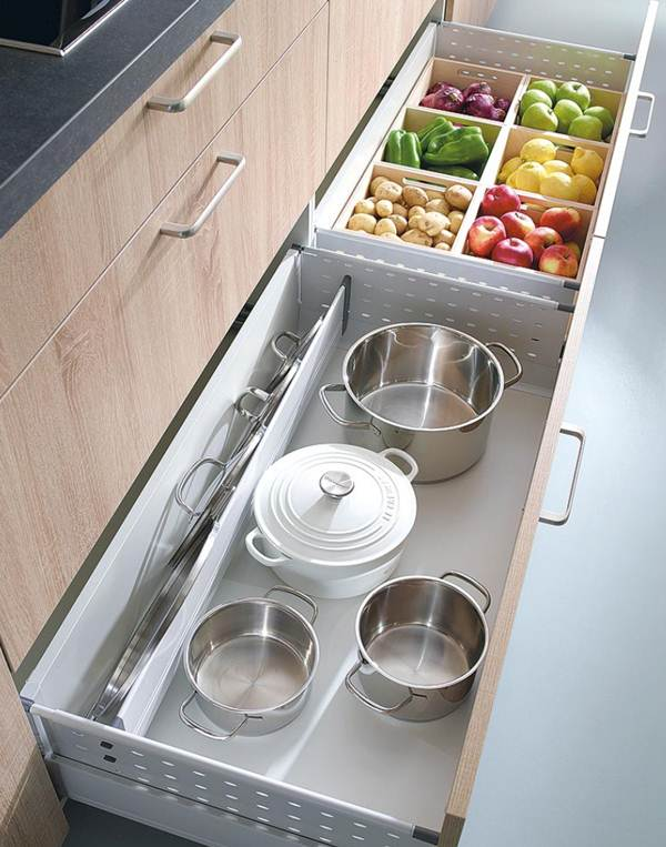 Storage Ideas For The Kitchen 4