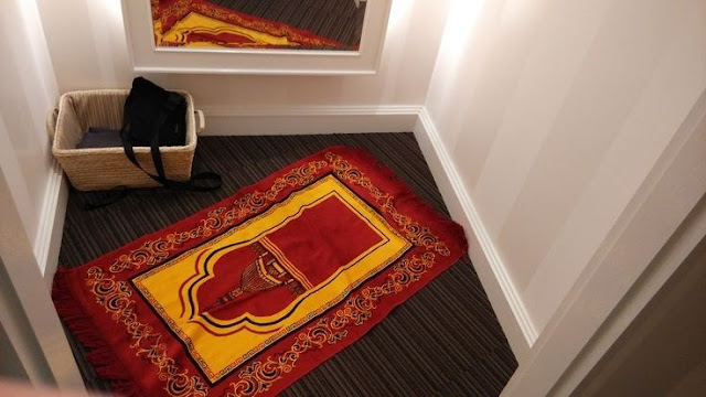 Small Namaz Room In Hous