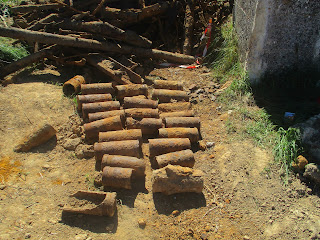 Recovered Shells