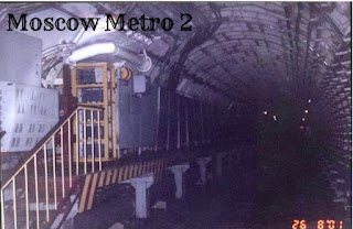 Moscow Metro Russia