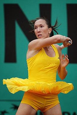 Agnieszka radwanska hot as hell at practice - 3 1