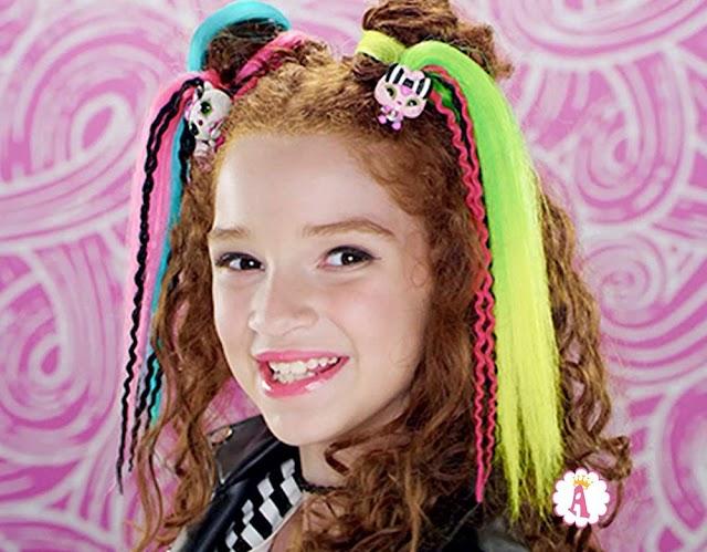 Заколочки питомцы Pop Pop Hair Surprise с длинными волосами для девочек