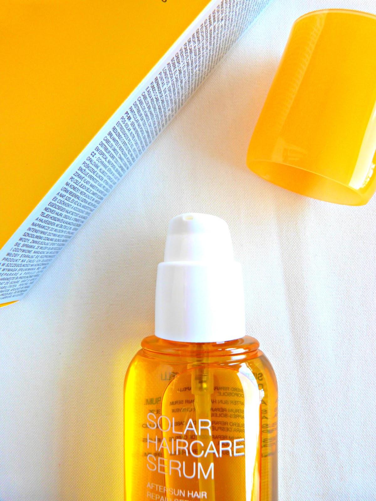 Solar KIKO Milano haircare serum afther sun capilar cabello 1