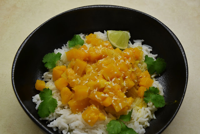 Curry de courge