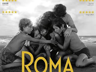 'Roma': Hidup Tak Pernah Sesederhana Film Hitam Putih