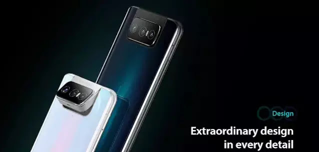 Also, Zenfone 7 Pro's competes with other flagships: 6.67-inch Full HD Plus AMOLED display (no notch, no punch-hole), large 5,000mAh battery, Snapdragon 865 Plus chipset, 8GB of RAM, and 256GB Storage.