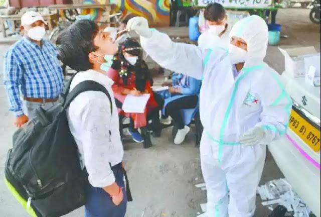 उत्तराखंड में कोरोना: 24 घंटे में 5606 नए संक्रमित मिले, 71 की मौत, 2935 मरीज हुए ठीक