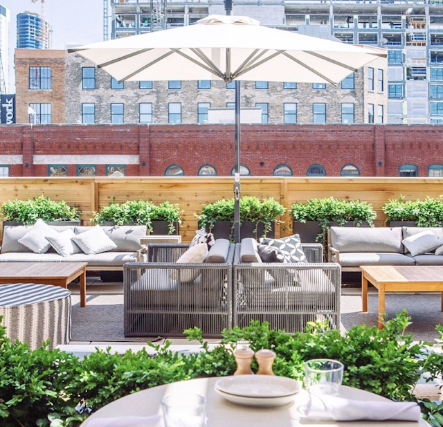 8 Rooftops to Spend Summer Days in Chicago