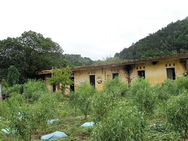 Ba cụ bà còn lại trong trại phong bỏ hoang