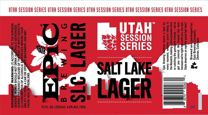 ... will be putting some of their Utah Session Series beers in cans