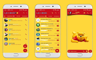 Pooh Theme For YOWhatsApp & Fouad WhatsApp By Leidiane