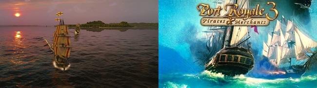Port Royale 4 vs Port Royale 3: Graphics