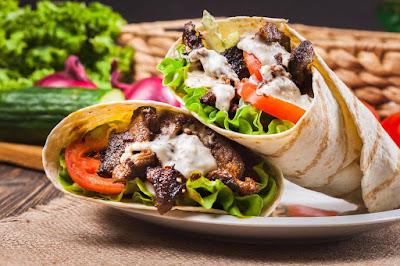 Jenis dan Karakteristik Makanan Internasional-kebab