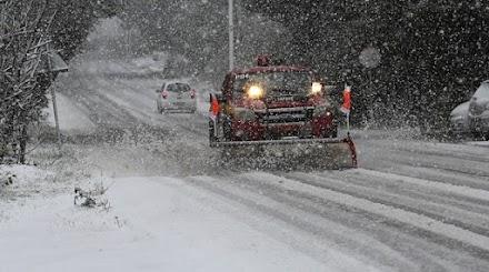 Καλλιάνος : Τα υψόμετρα χιονόπτωσης στον νομό Αττικής