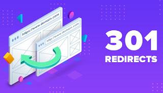 301 Redirects on Blogspot Permanent