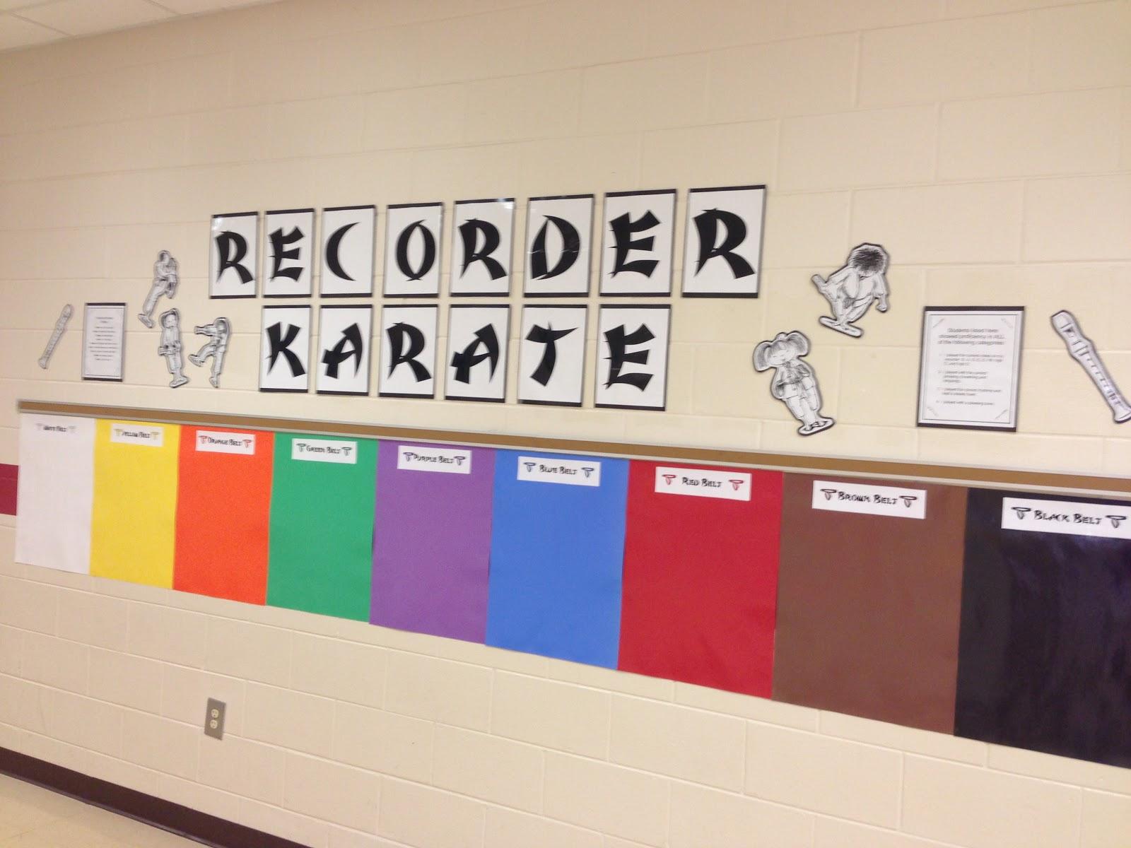 We Music Hses Recorder Karate