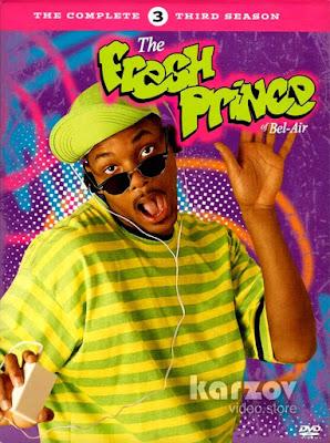 The Fresh Prince of Bel-Air (TV Series) S03 Custom HD Latino 3DVD