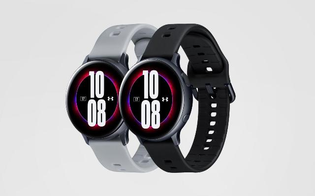Samsung Galaxy Watch Active 2 Under Armor Edition