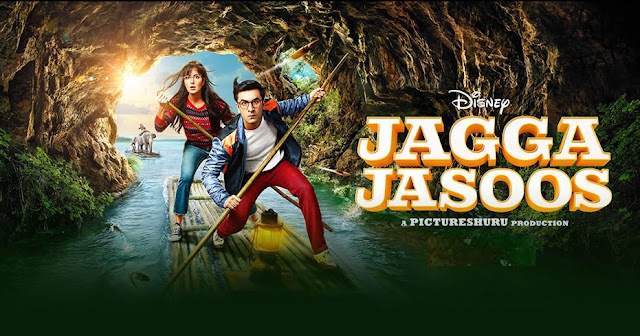 Jagga Jasoos Songs Lyrics