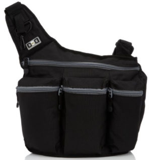 Diaper Dude Messenger  Bag