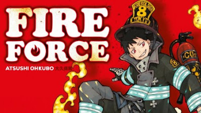 Read the Fire Force Manga Chapter 256 Raw Scan