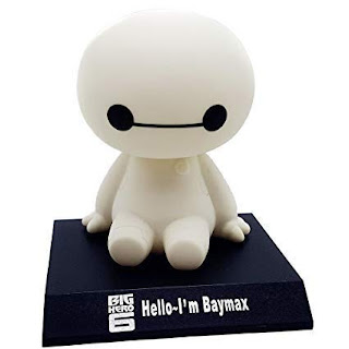 Baymax toys
