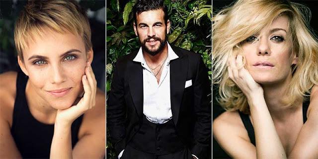 Mario Casas, Aura Garrido y Alexandra Jiménez protagonizan la adaptación de 'El Inocente'