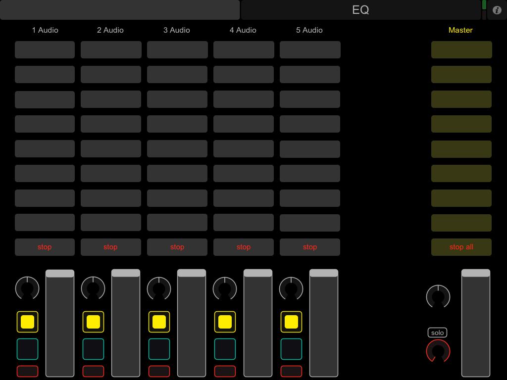 Bloxxpot ipad als midi controller f r ableton live for Touchosc templates ableton