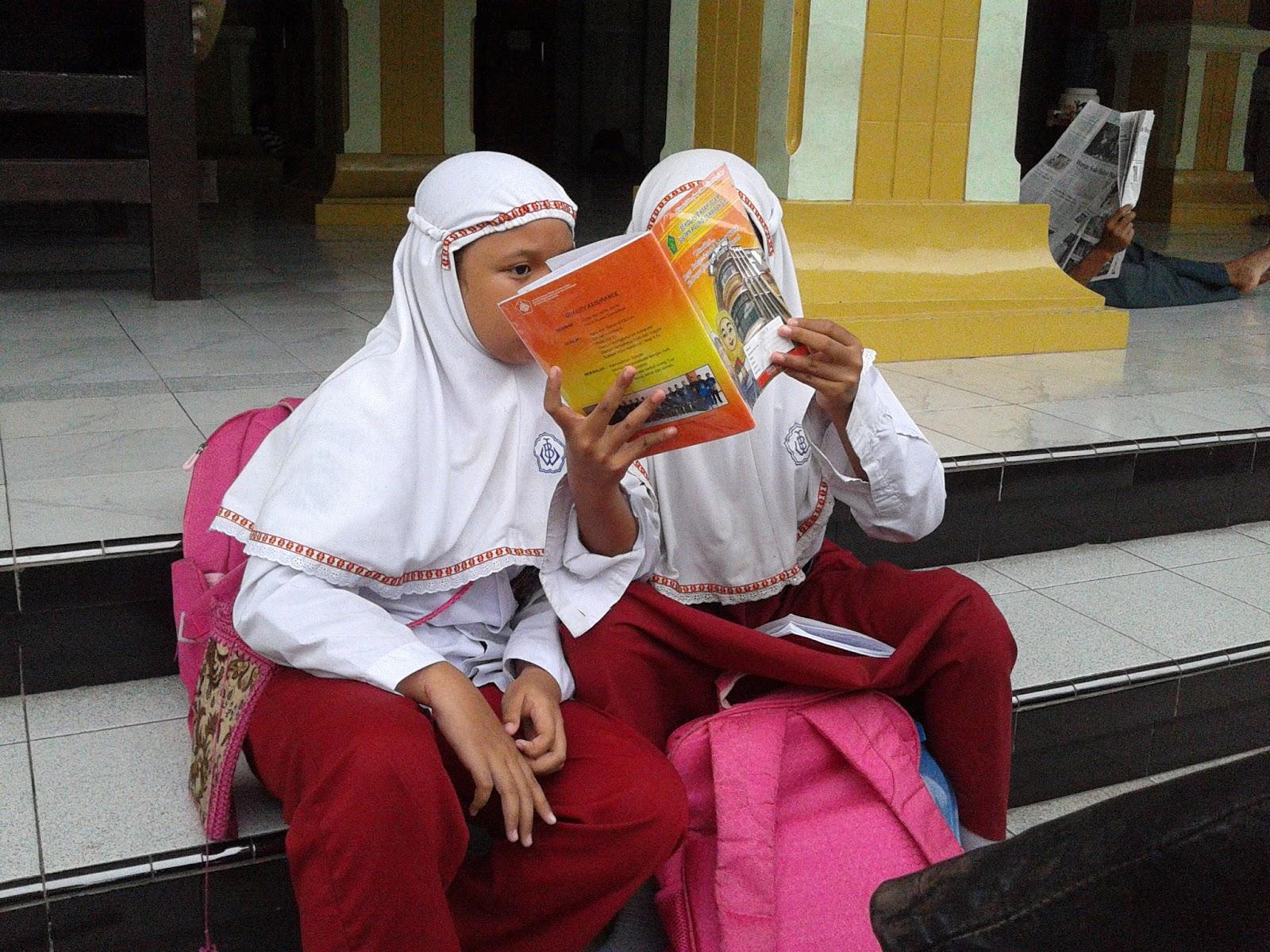 Laporan Hasil Observasi Masjid Contoh 36