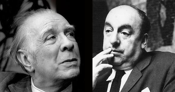 Borges - Neruda : El único encuentro