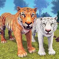 Tiger Family Simulator: Angry Tiger Games Apk Download