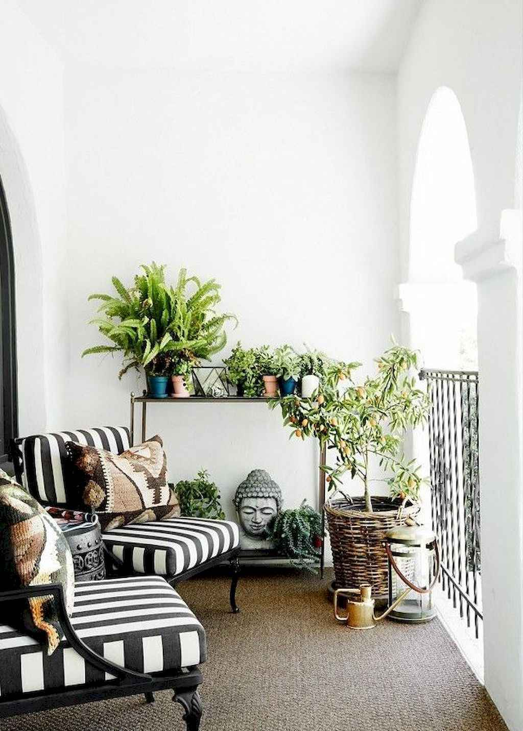 Small Balcony Photoshoot Ideas