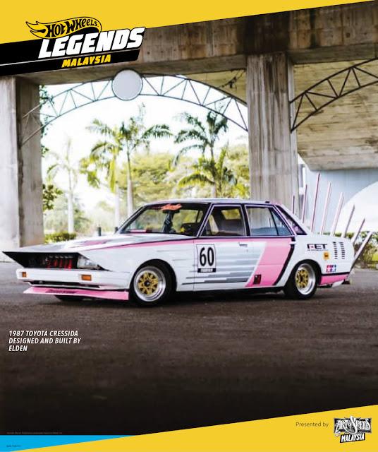 Hot Wheel Legends Tour 2021
