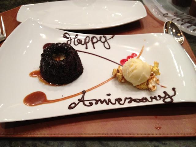 Anniversary Spotlight - Chef's Counter at Napa Rose Restaurant