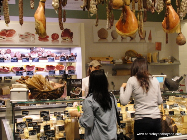 deli at Eataly in NYC