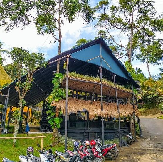 Gaya Rimba Resto Alam Bogor - Harga Menu, Daya Tarik & Lokasi