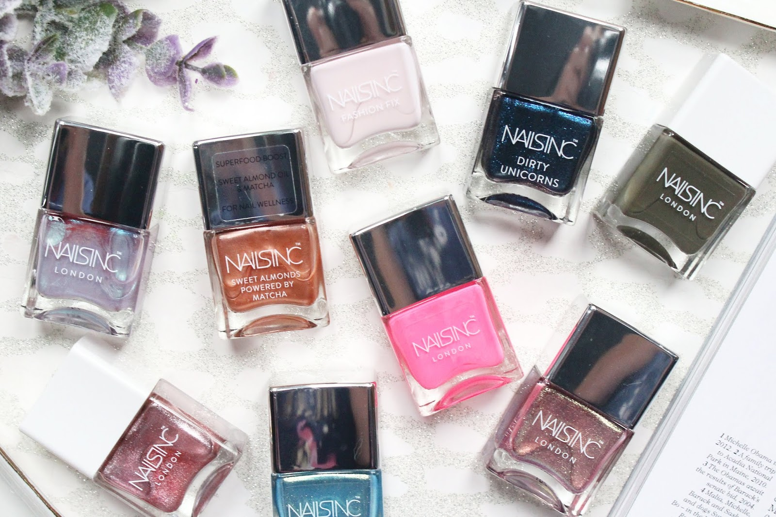5 Reasons Why You Need Nails Inc Polishes