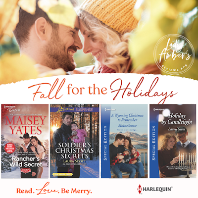 Harlequin November Recommended Reads