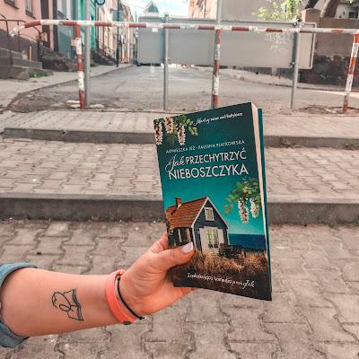 Jak przechytrzyć nieboszczyka Agnieszka Jeż, Paulina Płatkowska – recenzja