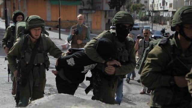 Israel Serbu Tepi Barat, Kabarnya 23 Warga Palestina Ditangkap