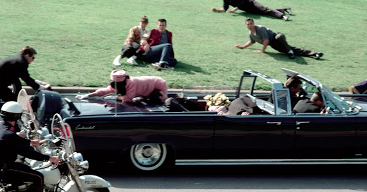 This Single Paragraph From the JFK Assassination Files Changes Everything