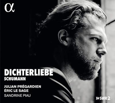 Schumann: Dichterliebe - Julian Pregardien - Alpha Classics