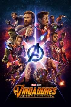 Vingadores: Guerra Infinita IMAX Torrent - WEB-DL 720p/1080p Dual Áudio